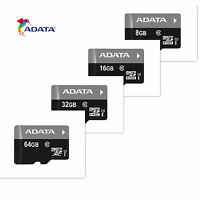 ORIGINAL ADATA microSD SDHC 8gb/16GB / 32gb / 64gb TF tarjeta de Memoria C10