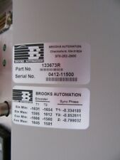 133673R/Robot, Atr8 Drive Arm Mks/Brooks Automation Inc