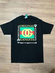 Vintage Skoold In Korectnuss OG Gangsta t-shirt supreme gucci 80s 90s hip hop ny