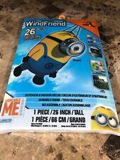 """Windsock Kite Tail Despicable Me Minion Stuart 26"""" Tall"""