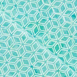 Batik Fabric, Printed Geometric Effect,100% Premium Cotton,110cm Wide