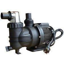 5 m³/h selbstsaugende Schwimmbadpumpe 300 Watt Pool Filterpumpe Poolpumpe Pumpe