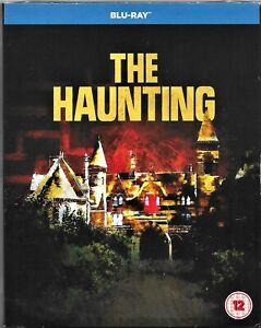 Robert Wise's: The Haunting Blu Ray Region B Includes Registered Post