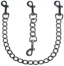 bondage kit collar hand ankle cuff restraints chain links spring loaded clips