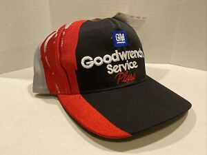 1999 Dale Earnhardt, Sr. #3 GMGWSP BLACK Gray Snapback Hat Cap NWT signature red