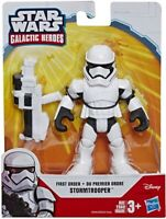 STAR WARS Hasbro Galatic Heros Action Figure - FIRST ORDER STORMTROOPER
