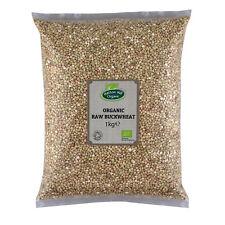 Organic Raw Buckwheat Groats Certified Organic