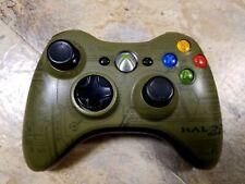 Microsoft Xbox 360 Halo 3 ODST Wireless Controller - Works