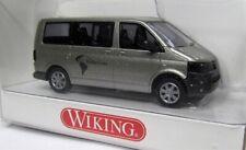 Wiking 1:87 VW t5 gp autobús Multivan OVP 0308 40 arena beige metalizado Panamericana