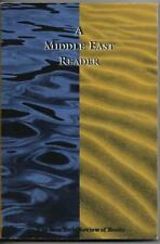 A Middle East Reader (1991) New York Review of Books