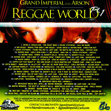DJ Grand Imperial DJ Arson Reggae World Pt. 1 Old School Classics Dancehall Mix