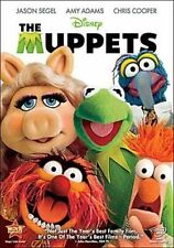 Muppets 0786936816808 With Amy Adams DVD Region 1
