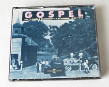 GOSPEL Guitar evangelists&bluesmen 1927-1944 FRENCH 2CD box FREMEAUX & ASSOCIES