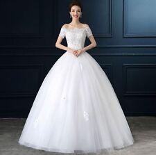 Lace Short Sleeve Plus Size Wedding Dresses