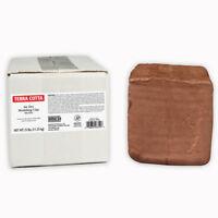 Amaco Air Dry Clay Terra Cotta 25Lb 46319S