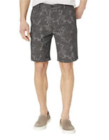 """Levi's Men's XX Chino Standard Taper Floral Flat-Front 9"""" Inseam Shorts Size 34"""