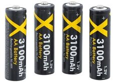 2900mAH 4AA BATTERY FOR FUJIFILM FINEPIX S8400 S8500