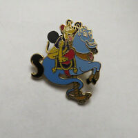 Disney WDW Carousel Mystery Tin Collection Pluto and Genie Pin