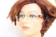 DOLCE & GABBANA D&G Women's Rimless Eyeglass Frame DG1241 1207 56-15-135 Italy