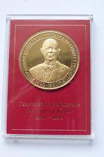 Médaille commémorative général Charles De Gaulle