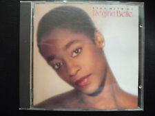 REGINA  BELLE   -  STAY WITH ME ,  CD von 1989,   HIP HOP ,  RnB ,  SWING