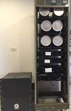 Uhf Six Channel System-3 Kenwood Tk850 Repeaters, 2 Rhr Motorola 1225