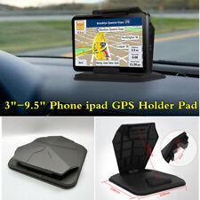 Car Phone ipad GPS Holder Pad Dashboard Mat Silicone Base Anti-slip Sunscreen