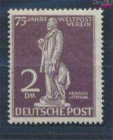 Berlin (West) 41 postfrisch 1949 Weltpostverein (8716990