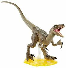 Jurassic World Amber Collection Velociraptor Action Figure Kid Toy Gift