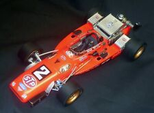Mario Andretti 1969 Brawner Hawk Indy 500 Winner Indycar 1:18 Replicarz - Resin