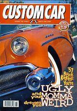 CUSTOM CAR JUNE 1998 57 BUICK-V8 WILLYS-BARRY SHEAVILLS-HOT ROD V8 YANK MAG