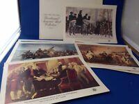 United States Postal Bicentennial Souvenir Sheet Collection -1976