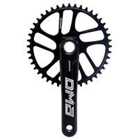 PROWHEEL Road Bike Crankset 9/10/11/12Speed 170/172.5mm Sprocket Crank set