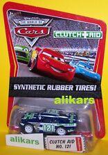 O - CLUTCH AID - No 121 Piston Cup Disney Cars auto movie diecast racer car toy