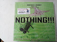 Perfect Tommy featuring Suga Bear - You ain´t did Nothing LP  NEU -
