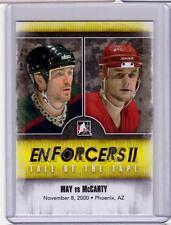 BRAD MAY VS DARREN McCARTY 13/14 ITG Enforcers 2 II Tale of the Tape #135
