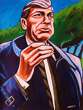 THE X-FILES PRINT poster cigarette smoking man I want to believe complete series