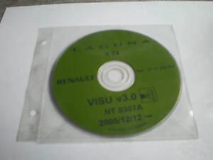 Diagramas de Cableado De CD Renault Laguna - Stand 02/2006