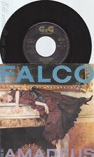 """7"""" FALCO --ROCK ME  AMADEUS--GIG"""