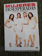 MUJERES DESESPERADAS DESPERATE HOUSEWIVES TEMPORADA SEASON 1 COMPLETA - 6 DVD
