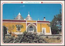 AA5702 Brindisi - Provincia - Cisternino - Veduta - Valle d'Itria - Cartolina