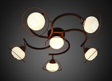 """""""Viera"""" VD6 Deckenlampe Deckenleuchte schöne Lampe Leuchte 6 flammig Top Design"""