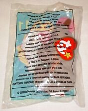 McDonald's Happy Meal Toy 2000 #11 Ty Spike The Rhinoceros Toy Animal, New!