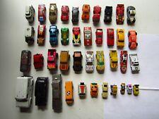 LOT OF 41 DIE-CAST METAL TOY CARS VARIOUS BRANDS RACING CHAMPIONS FERRARI