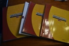Saxon Math 7/6 Text, Solutions Manual, Test & Worksheets