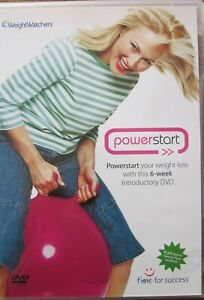 Weight Watchers Powerstart DVD 2005