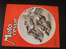 **a Moto Revue n°1946 La Gus Kuhn / GP des nations à Imola