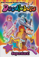 Doodlebops - Superstars New Dvd Free Shipping