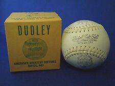 Vintage Dudley Sports Soft Ball Original Box Art by Al Capp SB12L ND