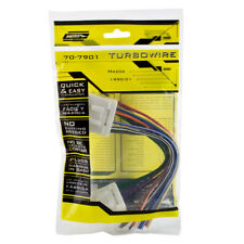 Metra 70-7901 In-Dash Radio Wire Harness Kit for 1990-2001 Mazda